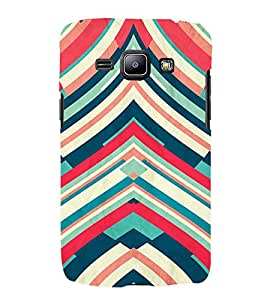 Abstract Painting 3D Hard Polycarbonate Designer Back Case Cover for Samsung Galaxy J1 (2016) :: Samsung Galaxy J1 (2016) J120H