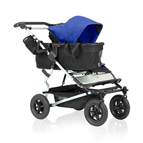 Read About Mountain Buggy Duet Single Buggy, Royal