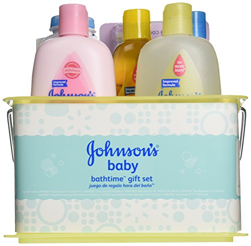 Johnson's Baby Gift Sets Bathtime - 1