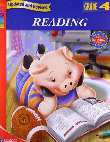 Spectrum Reading: Grade 4