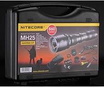 Nitecore Multitask Hybrid Series MH25 Hunting Kit 860 Lumens (10-Items)
