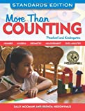 img - for More Than Counting: Math Activities for Preschool and Kindergarten, Standards Edition book / textbook / text book