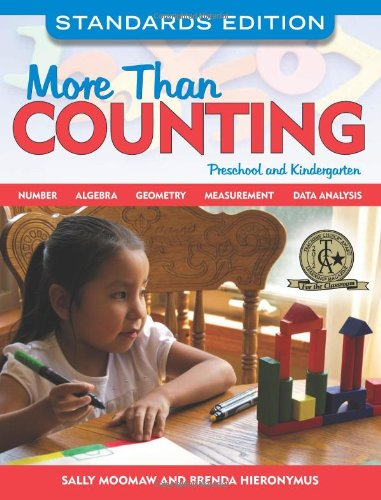 More Than Counting: Math Activities for Preschool and...