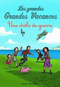Dessin Animé Les Grandes Vacances