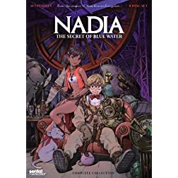 Nadia Secret of Blue Water: Complete Collection