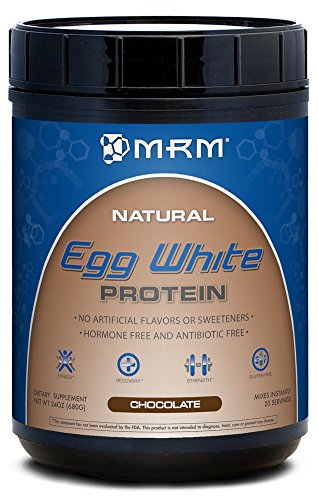 Chocolate egg protein