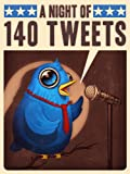A Night of 140 Tweets: A Celebrity Tweetathon For Haiti