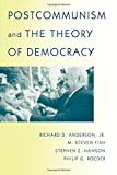 img - for Postcommunism and the Theory of Democracy. book / textbook / text book