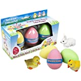 Easter Eggs - Hide 'Em and Hatch 'Em Eggs - Watch Them Hatch Like Magic Three Different Pets! (Series 1)