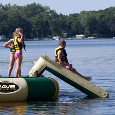 Rave Sports Aqua Slide Small Northwoods at Amazon.com