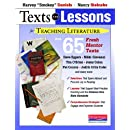 Texts and Lessons for Teaching Literature: with 65 fresh mentor texts from Dave Eggers, Nikki Giovanni, Pat Conroy, Jesus Colon, Tim O'Brien, Judith Ortiz Cofer, and many more