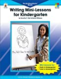 Writing Mini-Lessons for Kindergarten: The Building Blocks Model