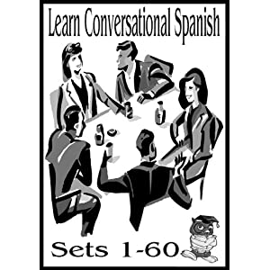 Learn Conversational Spanish Now - Learning Like Crazy Inc.