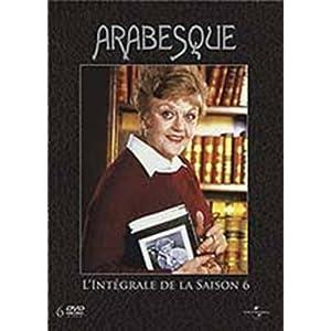 Arabesque: L'intégrale de la saison 6 - Coffret 6 DVD [Import belge]