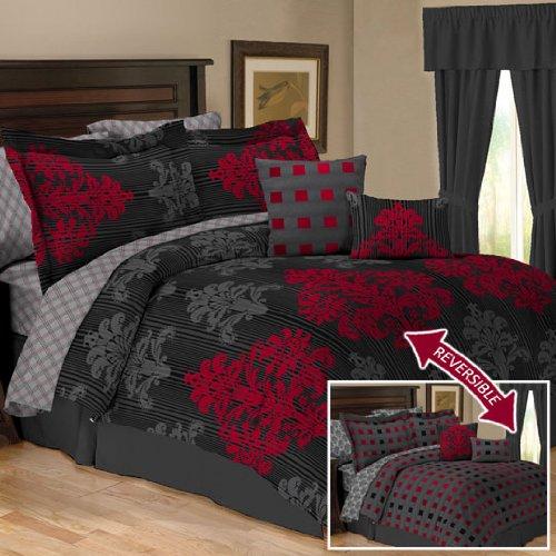 For sale matador reversible 10 piece bedding set - California king bedroom sets for sale ...