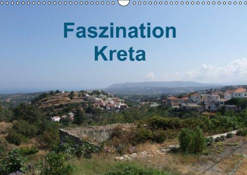 Faszination Kreta (Wandkalender 2014 DIN A3 quer)