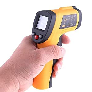 """niceEshop(TM) Temperature Gun Infrared Thermometer With Laser Sight And LCD Display"""" rather than """" Digital Non-Contact Laser IR Thermometer -50C to 380C/ -58 °F to 716 °F Two Display"""