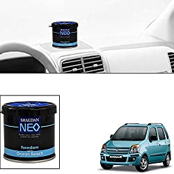 Vheelocityin Shalden Ocean Breeze Car Perfume Car Air Freshener for Maruti Suzuki Wagon R 1.0 Old