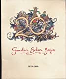 img - for Gamelan Sekar Jaya: 20 Years. 1979-1999. (Concert Program) book / textbook / text book