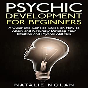 Psychic Development for Beginners Audiobook