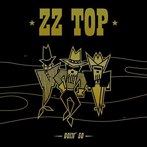 Vinilo : ZZ TOP - Goin' 50 (5 Discos)