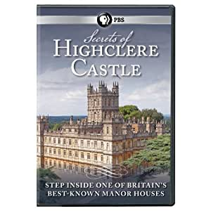 Secrets of Highclere Castle [DVD] [Region 1] [US Import] [NTSC]