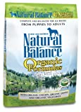 Natural Balance Organic Formula Dry Dog Food, 25-Pound Bag