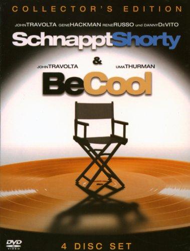 Schnappt Shorty & Be Cool - Sammler Edition [4 DVDs]