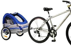 Schwinn Trailnblazer Single Bike Trailer by Schwinn