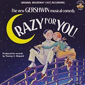 "Cover of ""Crazy for You (1992 Original Br..."