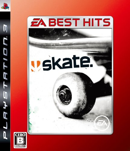 SKATE (EA Best Hits) [Japan Import]
