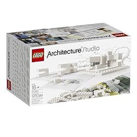 LEGO 21050 Architecture Studio ���S �A�[�L�e�N�`���[