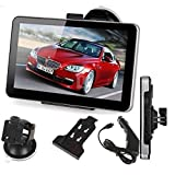 KLAREN® 5 Inch Sensitive Touch Screen Car GPS Portable Vehicle GPS Navigator