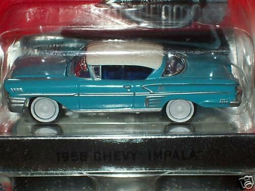 Johnny Lightning Motorama 1958 Chevy Impala - 1