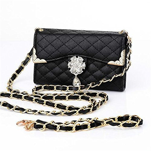 borch-luxury-2-in-1-hand-bag-and-inclined-shoulder-bag-rhombus-design-camellia-pendant-purse-fashion