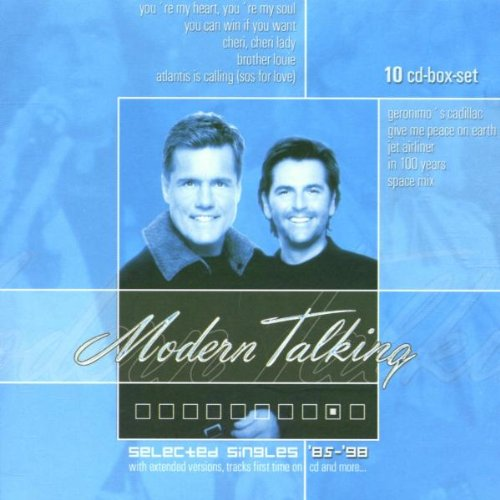 Modern Talking - Selected Singles