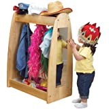 Toddler Dress-Up Station