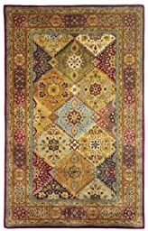 Safavieh PL512A-24 2 Ft. - 6 In. x 4 Ft. Accent, Traditional Persian Legend Hand Tufted Rug