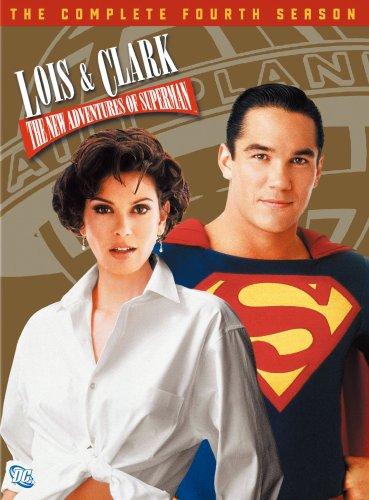 LOIS & CLARK/新スーパーマン <フォース・シーズン> コレクターズ・ボックス2 [DVD]