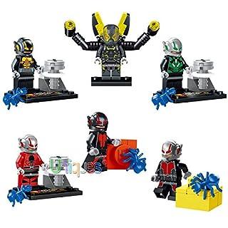 Batman Lego Ants