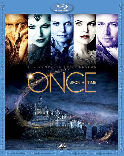Cover art for  Once Upon a Time: The Complete First Season [Blu-ray]