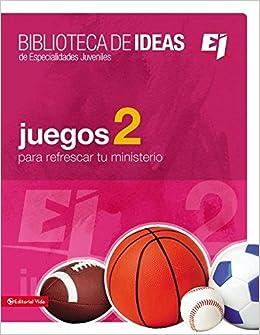 Biblioteca de ideas: Juegos 2 (Especialidades Juveniles / Biblioteca