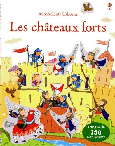 Les Châteaux forts (Autocollants Usborne)