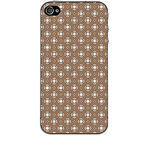 Skin4gadgets KNITTED Pattern 67 Phone Skin for IPHONE 4S