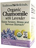 Traditional Medicinals Organic Chamomile With Lavender, Tea Bags 16 ea
