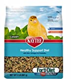 Kaytee Forti Diet Pro Health Food for Canaries, 2-Pound Bag