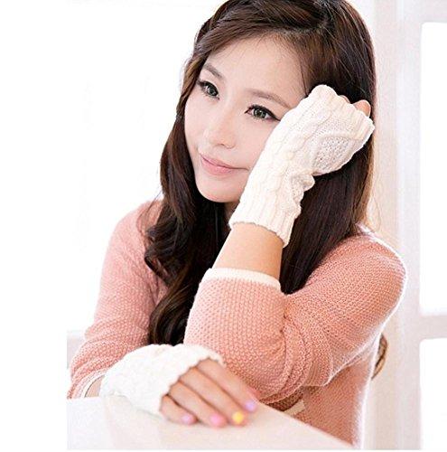 autunno-inverno-donne-maglia-rombo-lattice-guanti-senza-dita-braccio-piu-caldo-pollice-foro-mittens-