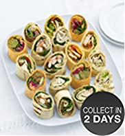 Wrap Selection (18 pieces)