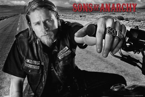 NMR PAS0346 Sons of Anarchy Jackson Decorative Poster