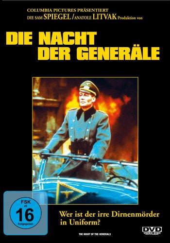 Die Nacht Der Generäle[NON-US FORMAT, PAL]